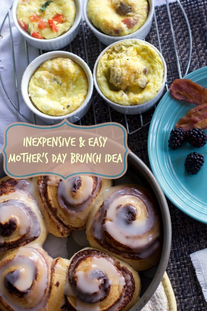 easy mothers day brunch