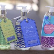 Teacher Gifts Idea: Gift Hand Soap Thank You Printable