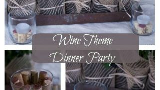 Host an Easy Wine Themed Party