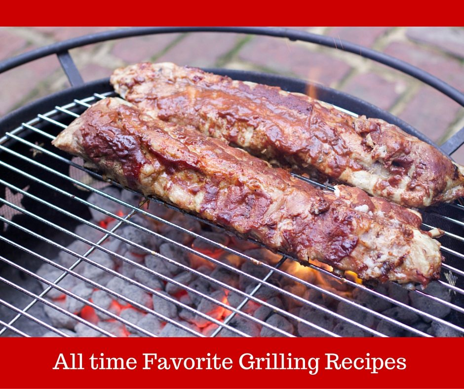favorite grilling recipes for the summer holidays