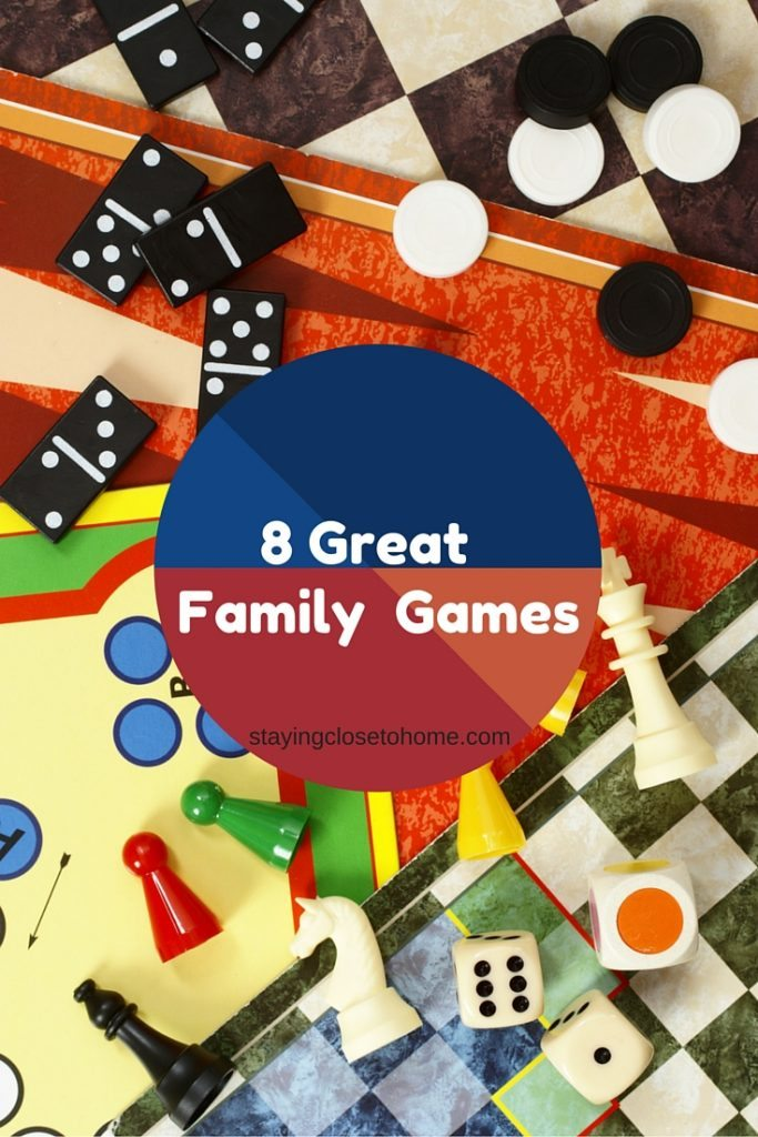 Interesting Games Suitable for Holidays
