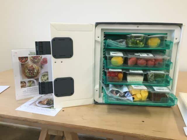 Terra's Kitchen Launch