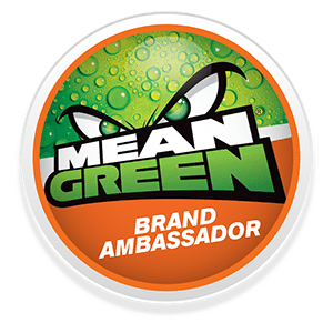 MEan Green cleaning products