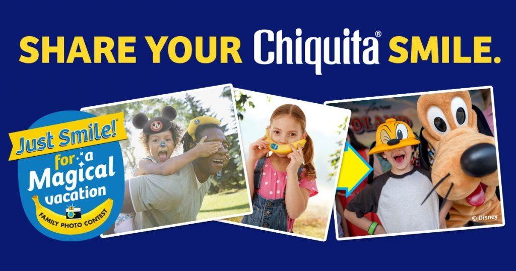 Chiquita smile Contest