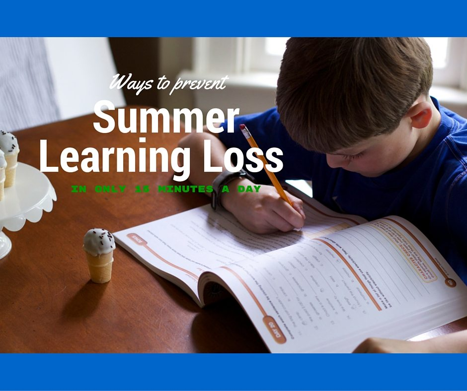 How to prevent summer learning loss with these summer activities