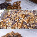 caramel pretzel brownies Recipe Pin