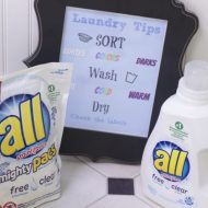Get the Kids to Do Laundry Printable