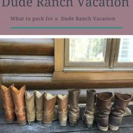 What to Pack for a Dude Ranch Vacation