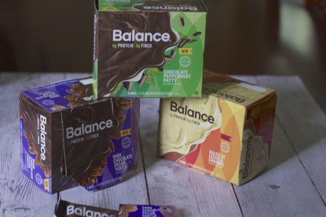 Substitute your Sweet Tooth with Balance Bars