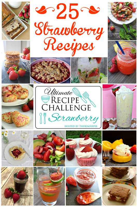 amazing strawberry recipes