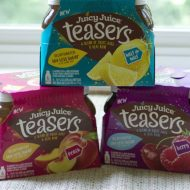 Great Tween Drinks: Juicy Juice Teasers Taste Test