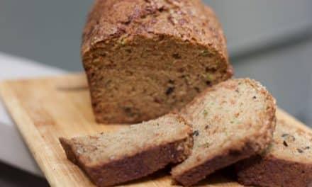 Apple Zucchini Quick Bread Recipe