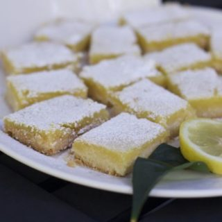 Best Easy Lemon Bars Recipe