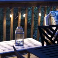 How to Create the Perfect Evening Outdoor Space