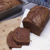 Zucchini Apple Quick Bread Recipe