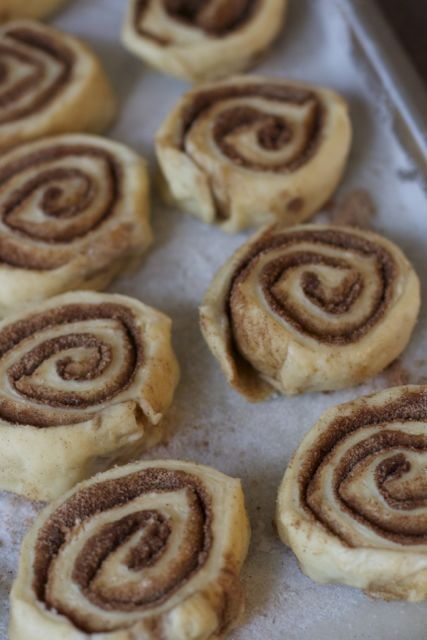 The ultimate Cinnamon Rolls Recipe