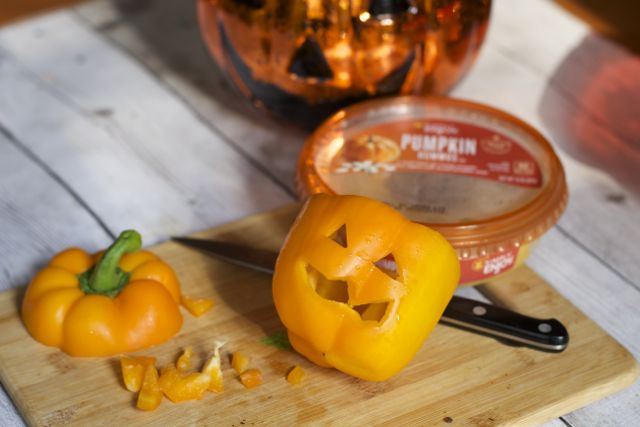 Easy Halloween Entertaining Ideas and Halloween Appetizers