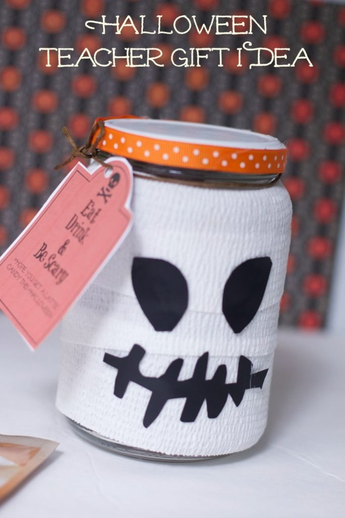 Halloween Teacher Gift IDea