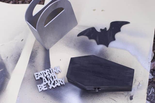 Cute Coffee Halloween Teachers Gift Ideas
