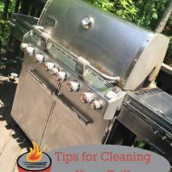 Outdoor Grill Cleaning Tips