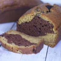 Chocolate Pumpkin Quick Bread