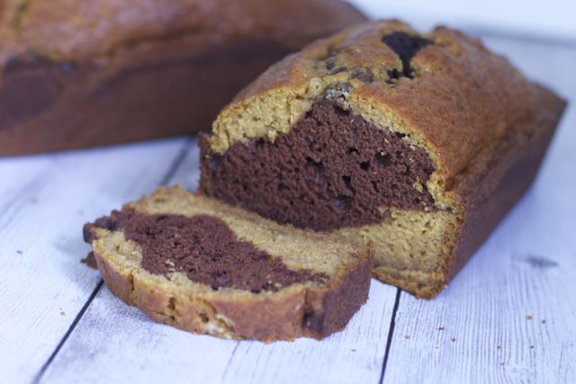 A wonderful fall combination with this Chocolate pumpkin bread recipe