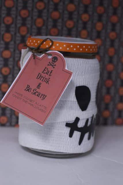 Halloween Teacher Gift IDea