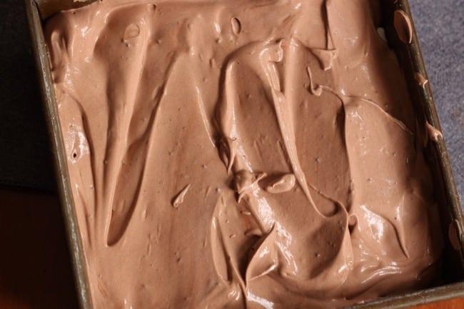 smores pudding cake no bake