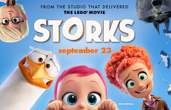 Storks Movie Is for Adults and Kids