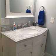 Boys Small Bathroom Remodel