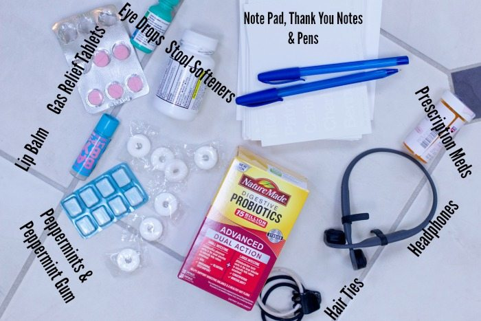 Things you Need by Your Bedside after Surgery