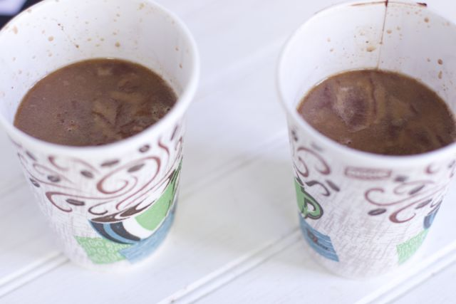 Crock Pot Caramel Hot Cocoa on the Go