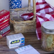 Chicken Soup Mix in A Jar Gift
