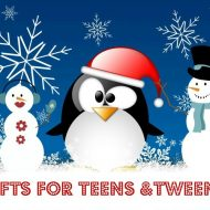 Holiday Gift Guide for Teens and Tweens 2018