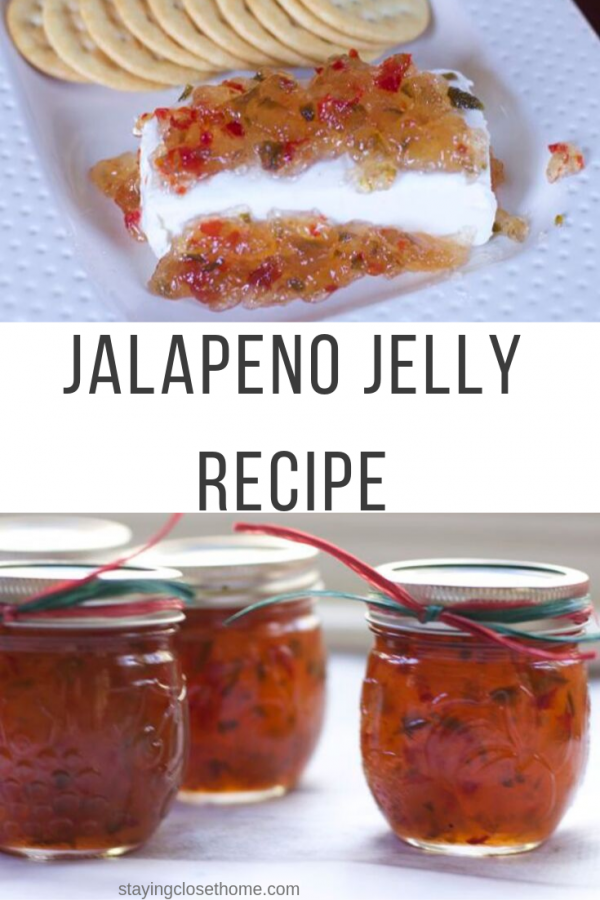 How to Make Jalapeño Jelly Recipe