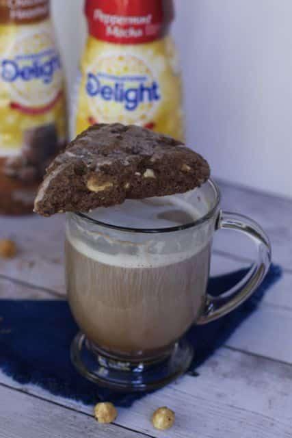Triple Chocolate Hazelnut Scones Recipe