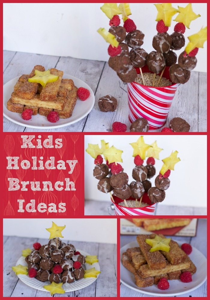 Kids holiday Brunch Ideas
