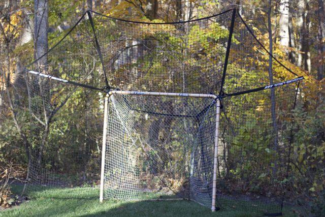 Smart Backstop - The Ultimate Lacrosse Backstop