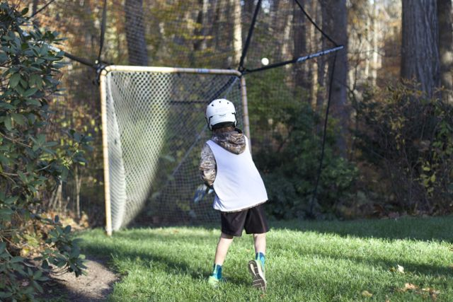 Smart Backstop - The Ultimate Lacrosse Backstop