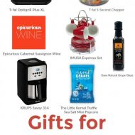 Best Gifts for Foodies 2016
