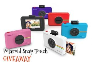 Polaroid Giveaway