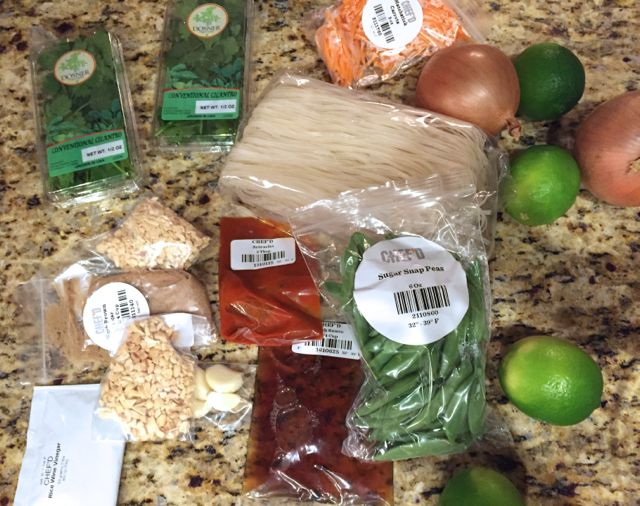 Chef'd online meal kit marketplace
