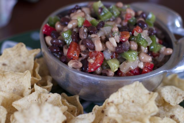 New Years Day Appetizer: Cowboy Caviar Recipe