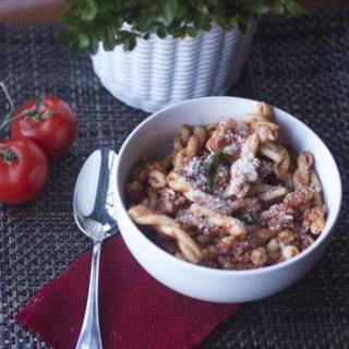 easy bolognese sauce Recipe