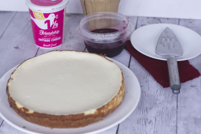 Healthy Cottage Cheese Cheesecake Recipe