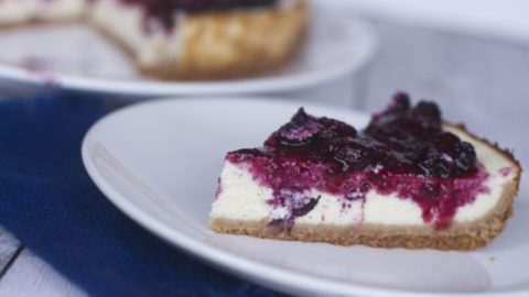 Healthy Cottage Cheese Cheesecake Recipe Staying Close To Home