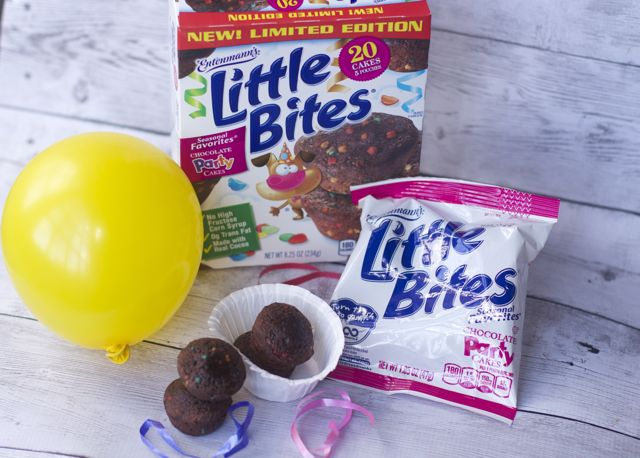 Entenmann's Little Bites Party Cakes & $25 Visa Gift Card Giveaway