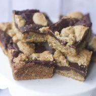 Best Bake Sale Recipe: Oatmeal Fudge Bars