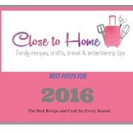Our Best Crafts & Recipes for Every Season 2016