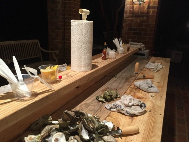 How to Host and Prepare a Virginia Oyster Roast